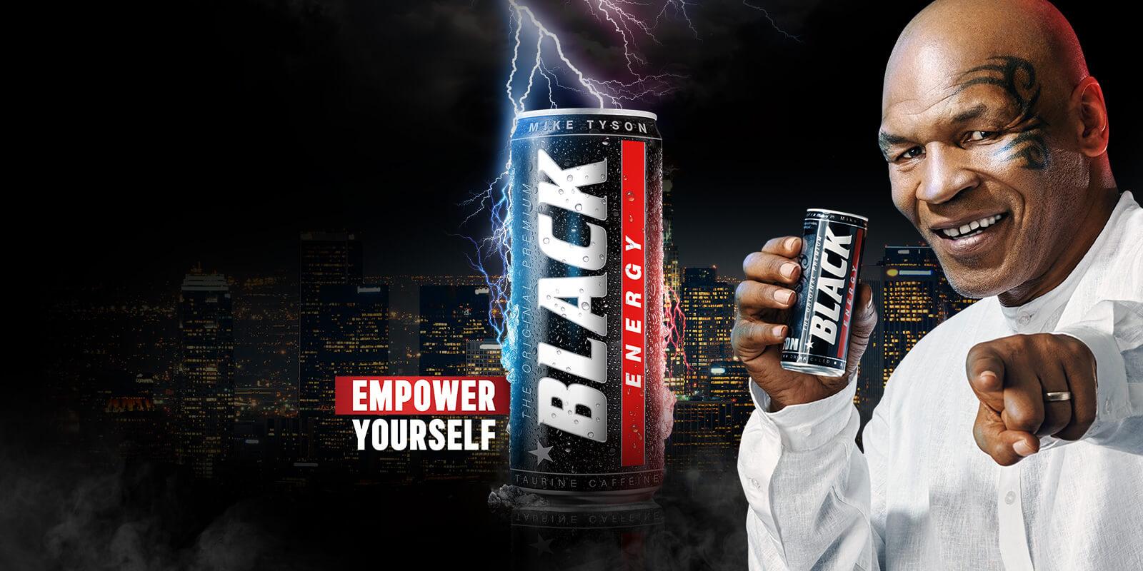 black energy drink mike tyson